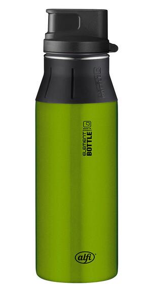 alfi ElementBottle Trinkflasche 600ml grün